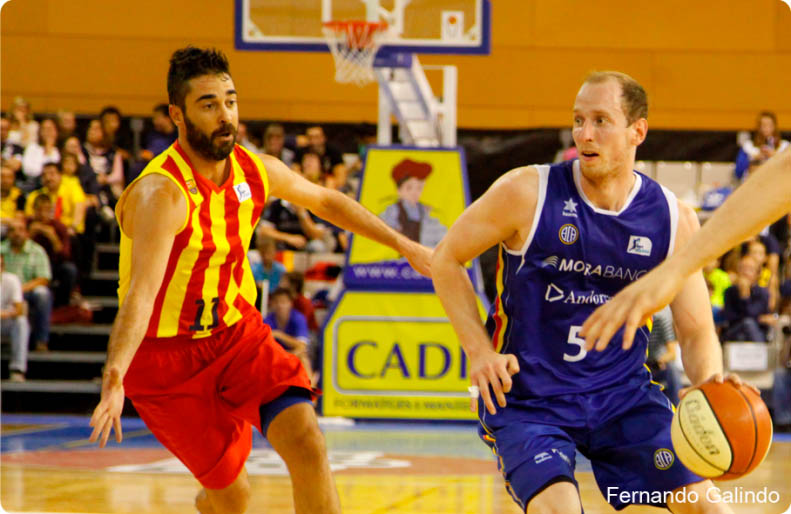Basketball: 2014 ACB Catalan National League