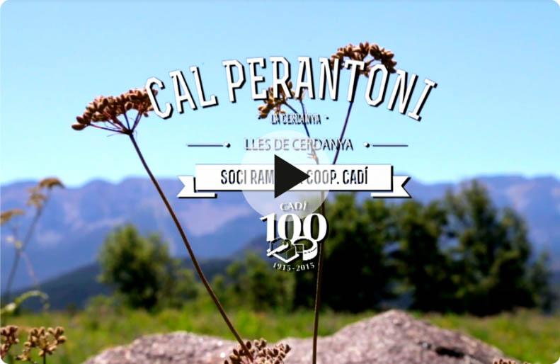 Cadí Cal Perantoni